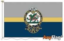 QUEENS REGIMENT ANYFLAG RANGE - VARIOUS SIZES